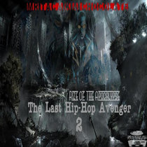 The Last Hip-Hop Avenger 2 (Rize Of The Apocalypse) cover art
