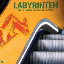 Labyrinten cover art