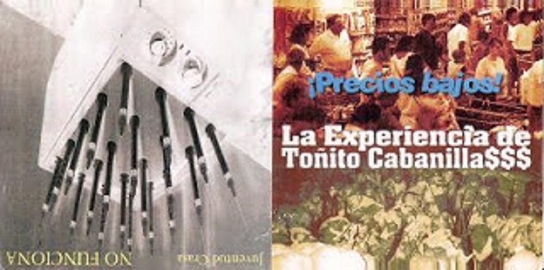 Juventud Crasa/La Experiencia de Toñito Cabanilla$$$ | Reloj Bomba