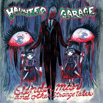 Slenderman and Other Strange Tales (Expanded EP) cover art