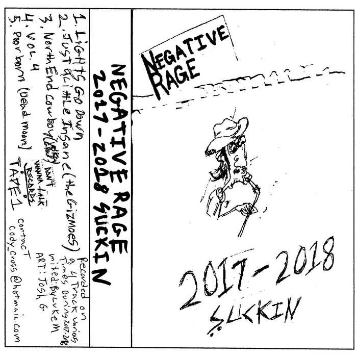 NEGATIVE RAGE