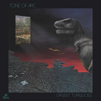 Urgent Turquoise cover art