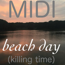 beach day (killing time) cover art
