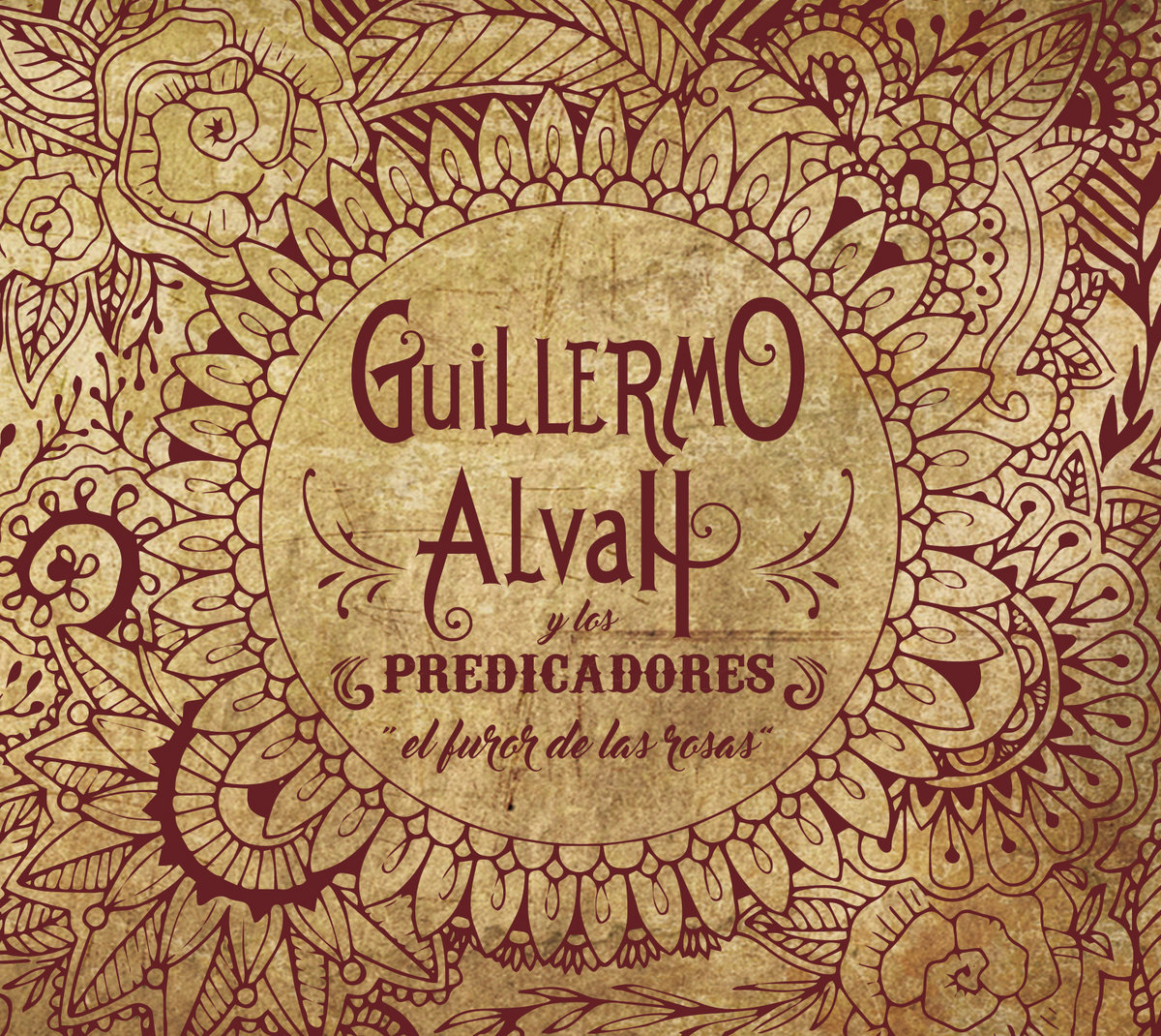 Resultado de imagen de GUILLERMO ALVAH EL FUROR DE LAS ROSAS