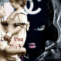 I LoVe yOu 2013 cover art
