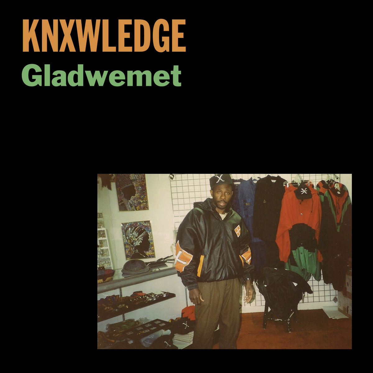Image result for knxwledge glad
