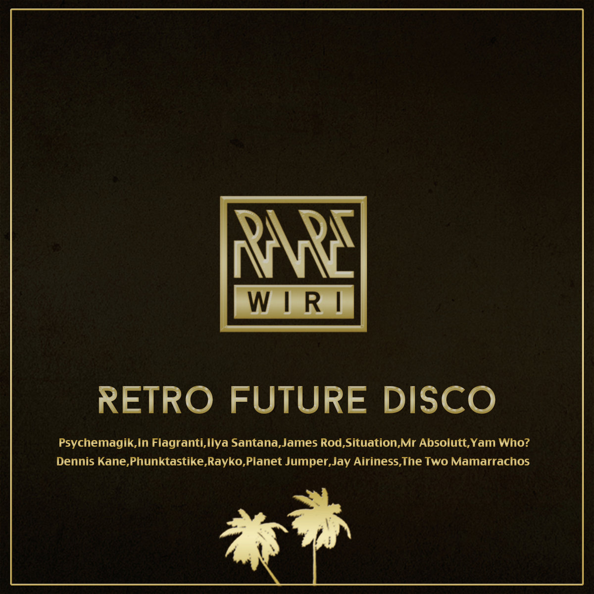 Retro Future Disco | Rare Wiri Records