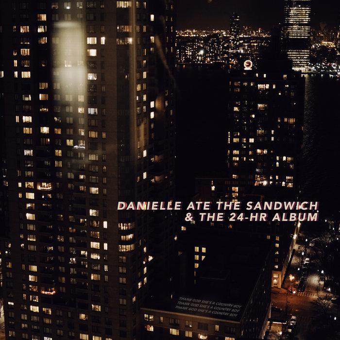 DATS 247 (2018) | Danielle Ate the Sandwich
