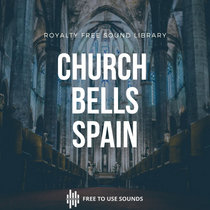 Royalty Free Church Bell Sounds Spain cover art
