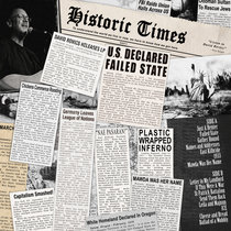 Historic Times cover art