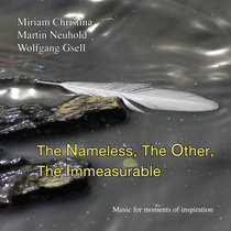 The Nameless, The Other, The Immeasurable cover art