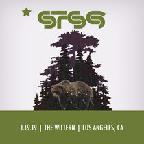 2019​.01.​​19 :: The Wiltern :: Los Angeles, CA cover art