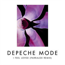 Depeche Mode - I Feel  Loved (Parralox Remix V3) cover art