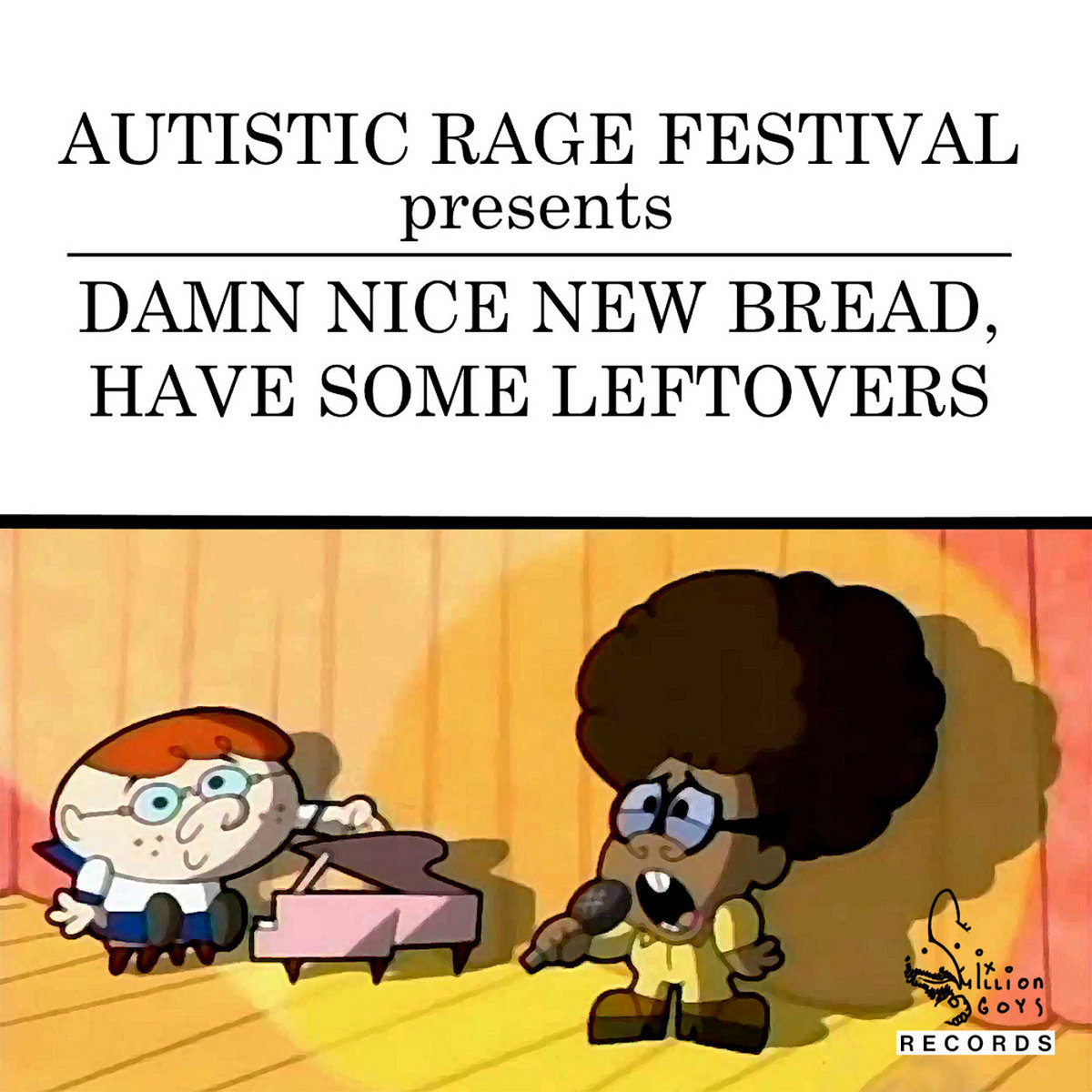 314Chan damn nice bread, have some leftovers | autistic rage festival 2