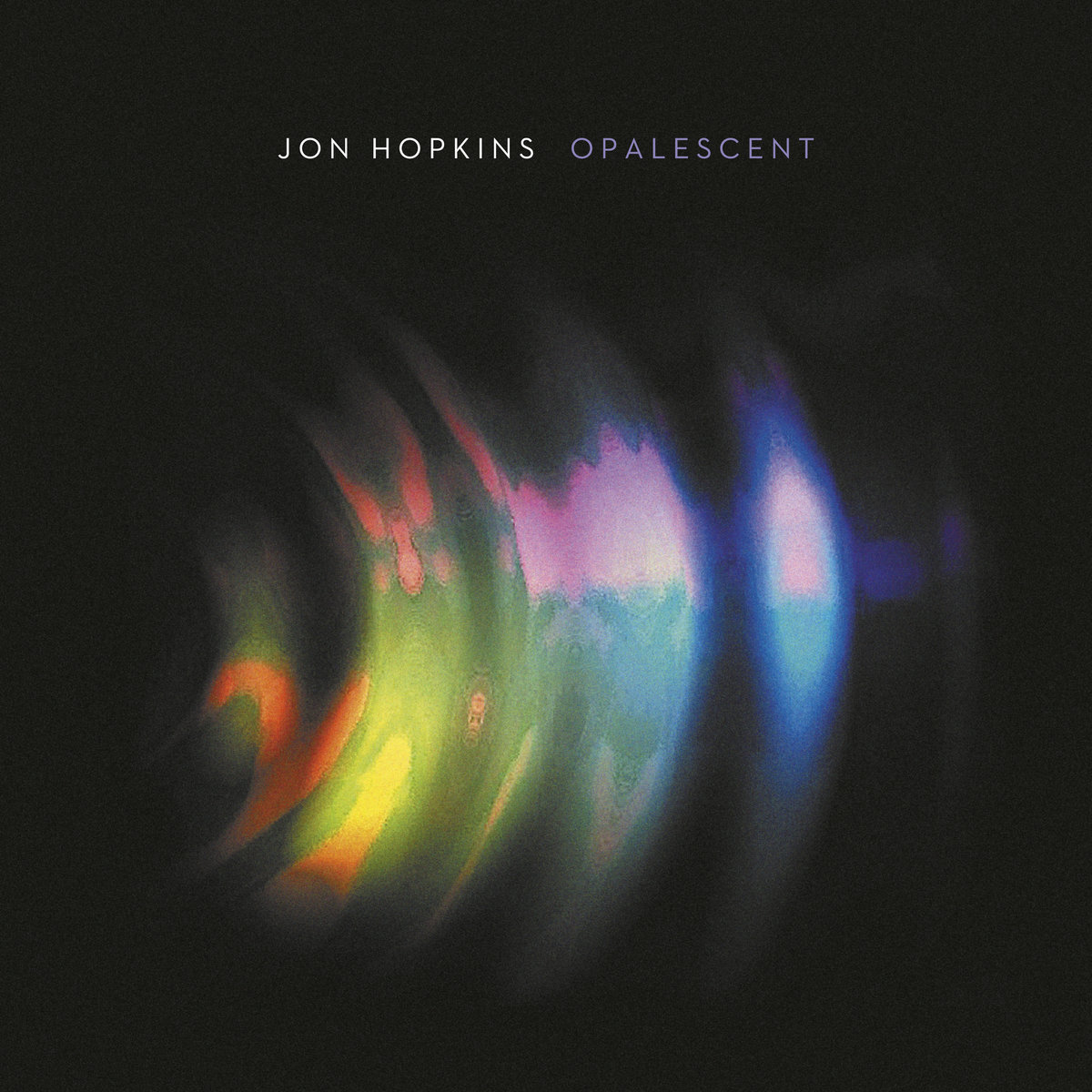 Image result for jon hopkins opalescent vinyl art