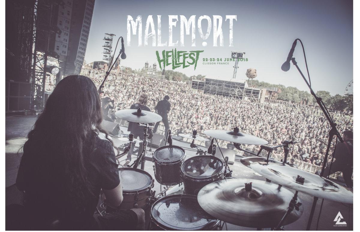 Malemort Hellfest 2018 (numérique)
