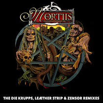The Die Krupps, Leæther Strip & Zensor Remixes cover art