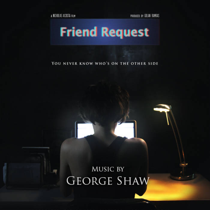 Friend Request By George Shaw