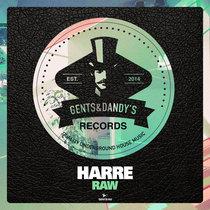 Harre - RAW cover art