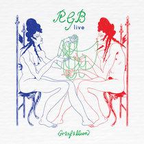 RGB acoustic live album cover art