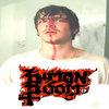 """SIMON DOOM- """"the dick crystal"""" cassette Cover Art"""