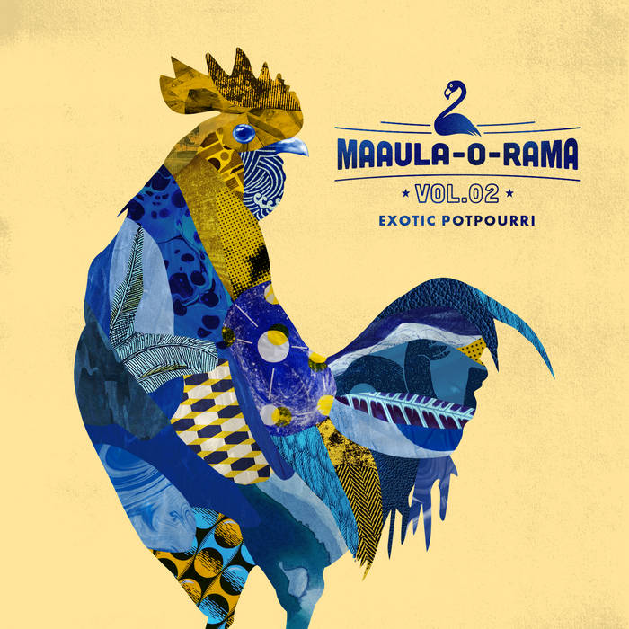 V.A. – MaAuLa-o-rama Vol.2 – Exotic Potpourri