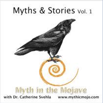 MITM Myths & Stories Volume 1 cover art