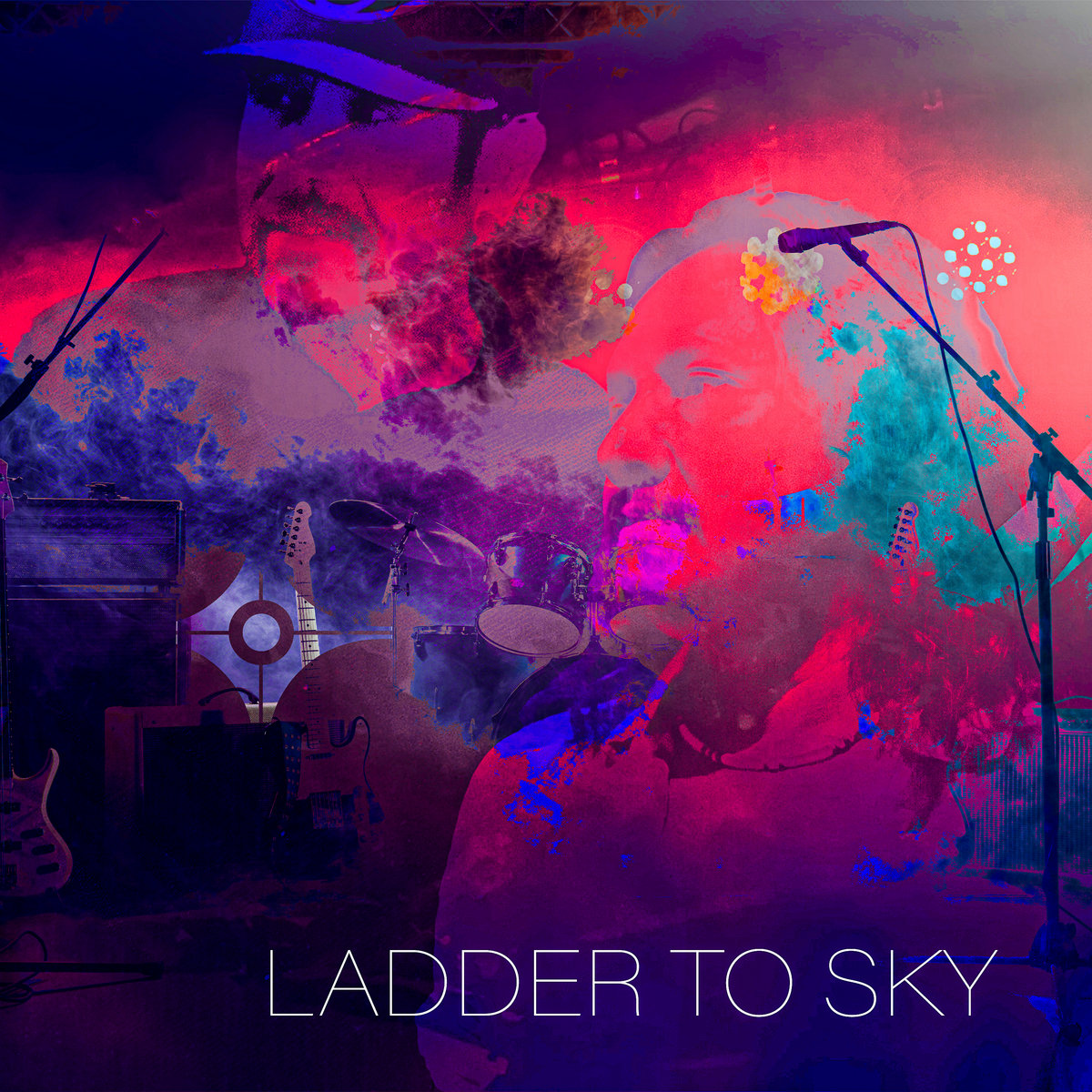 Ladder to Sky by Icons of Industry