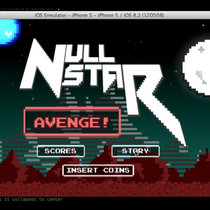 Nullstar OST cover art