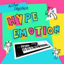 hype emotion cover art