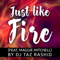 Just Like Fire (Pink Cover) cover art