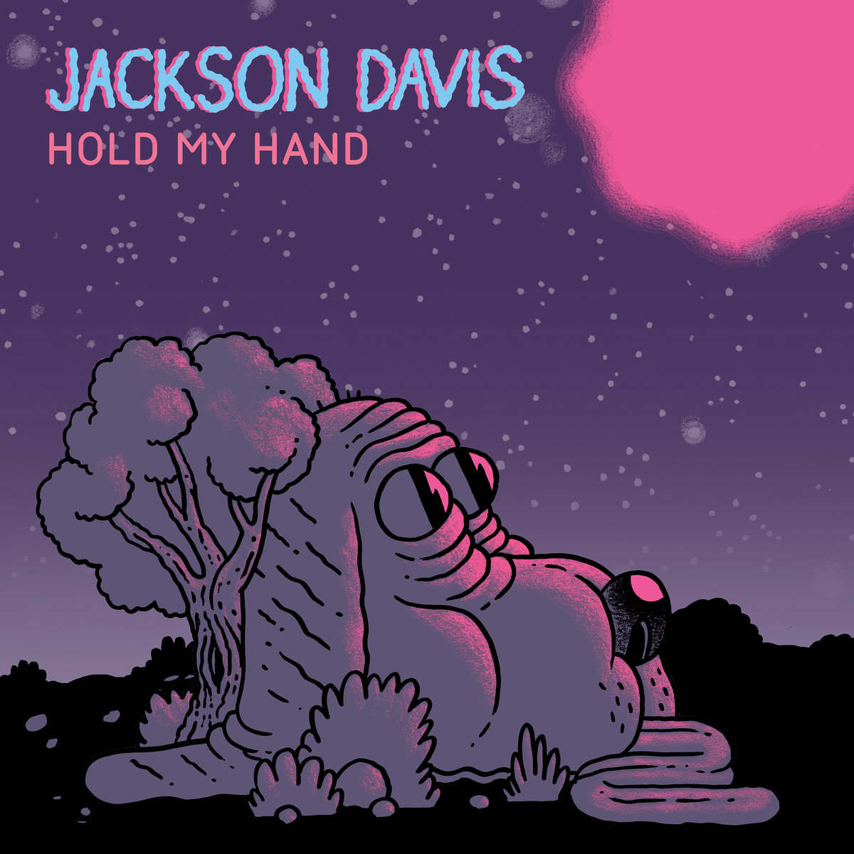 Hold My Hand by Jackson Davis