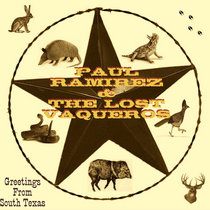 Greetings From South Texas cover art