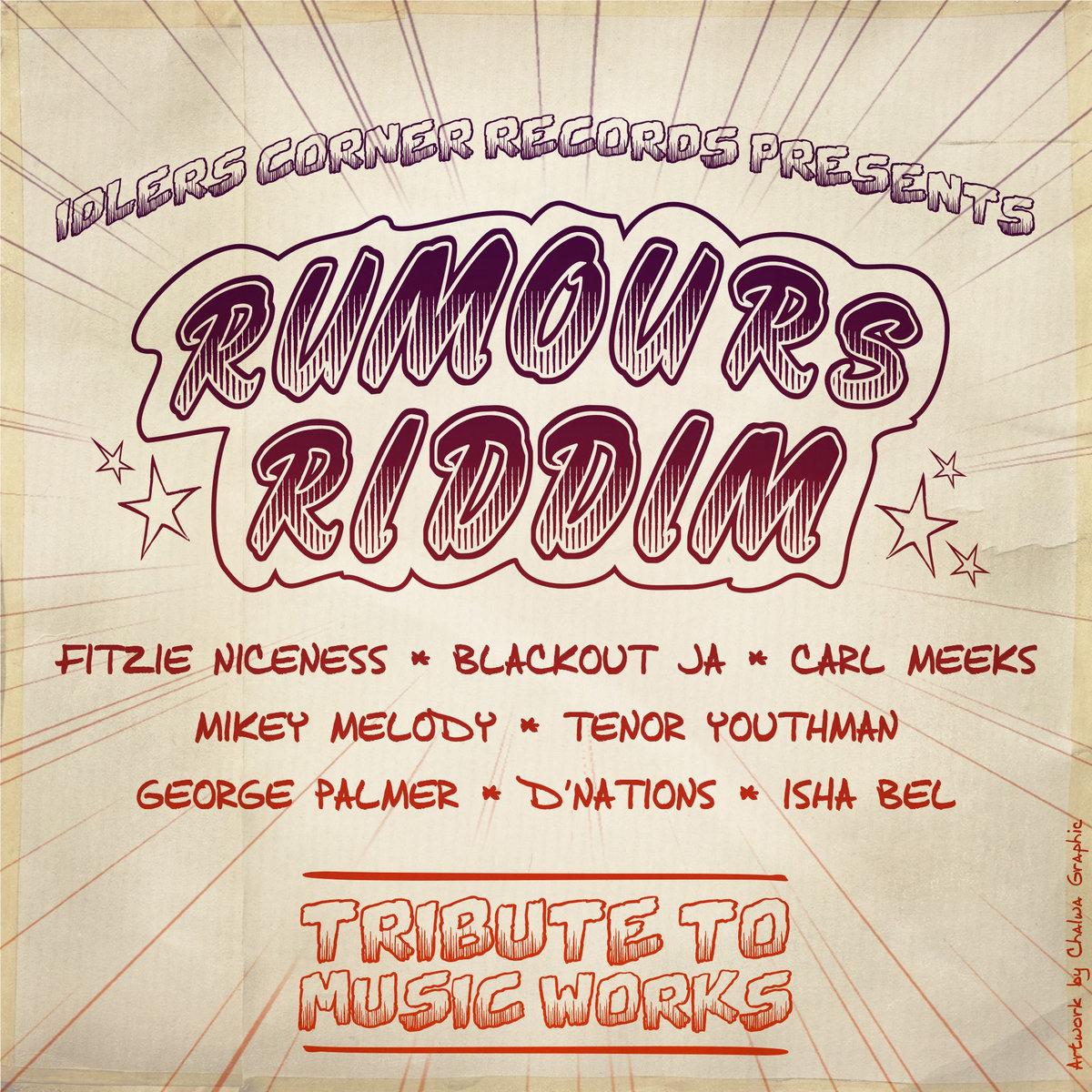 Various - Rumours Riddim (2017) | Marshall Neeko