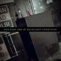 Our Ears Are In Excellent Condition cover art