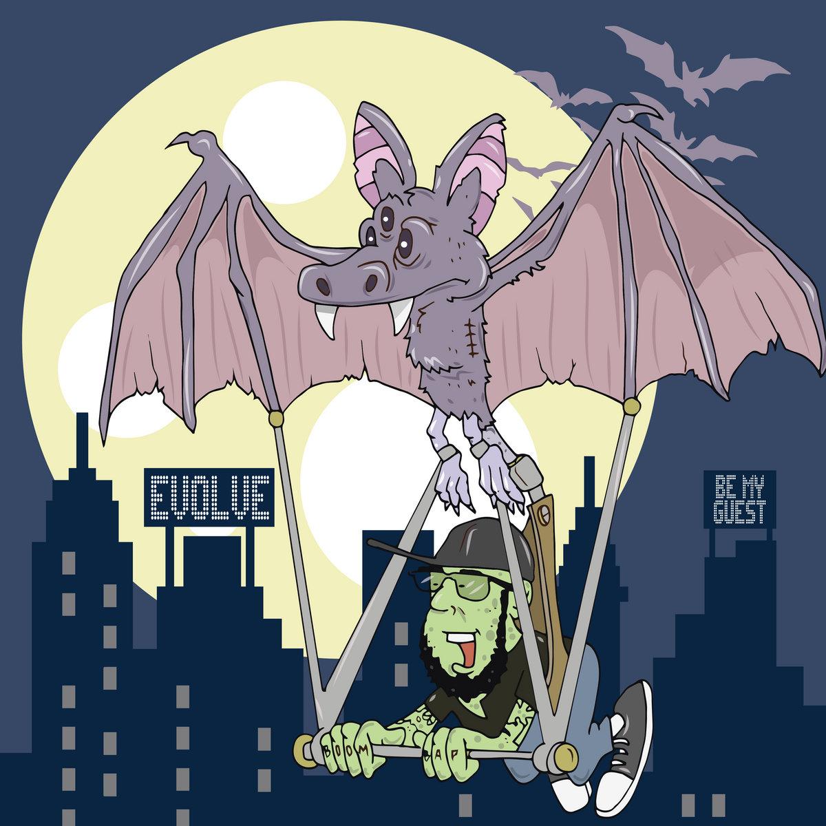Be my guest w bonus tracks evolve by evolve malvernweather Gallery