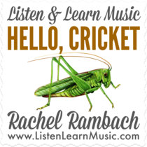Hello, Cricket cover art