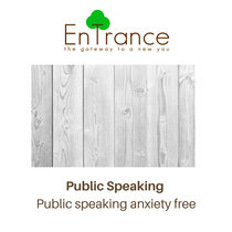 Public speaking – Public speaking anxiety free cover art