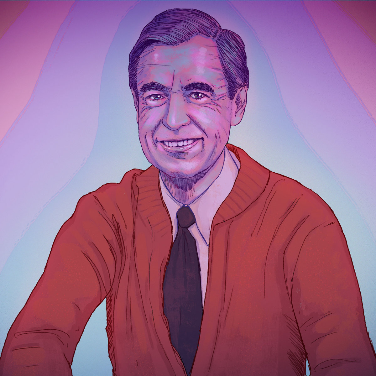 Always Look For The Helpers Akira The Don Ft Fred Rogers Akira The Don