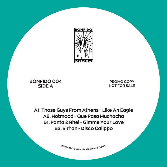Various – Bonfido Disques – BONFIDO 004