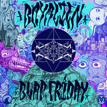 Blap Friday cover art