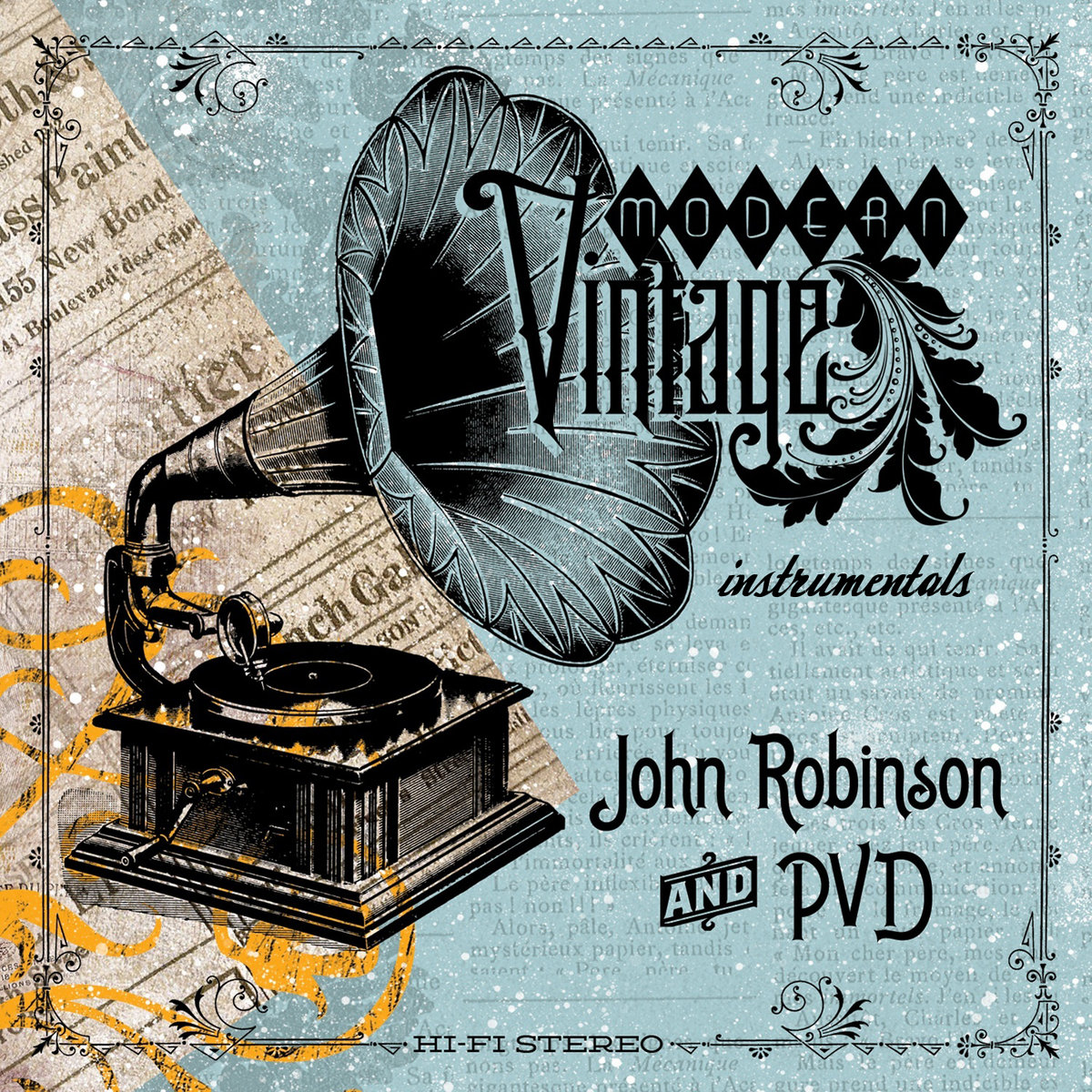 Modern vintage instrumentals