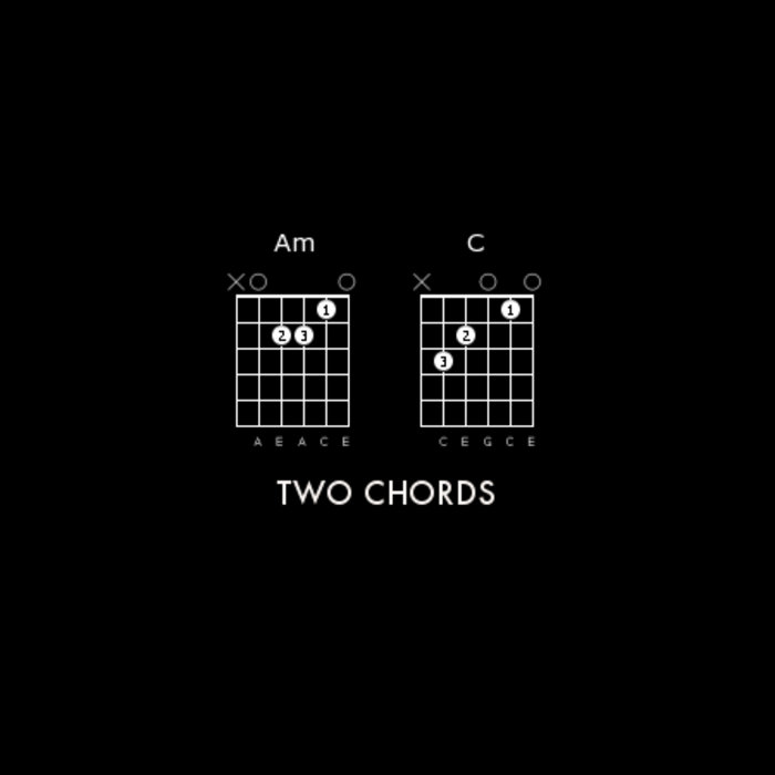 Two Chords Instead Of Sleeping
