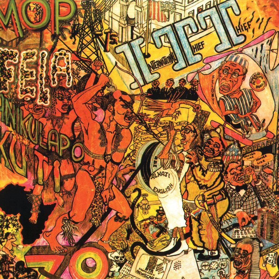 International Thief Thief (1980) | Fela Kuti