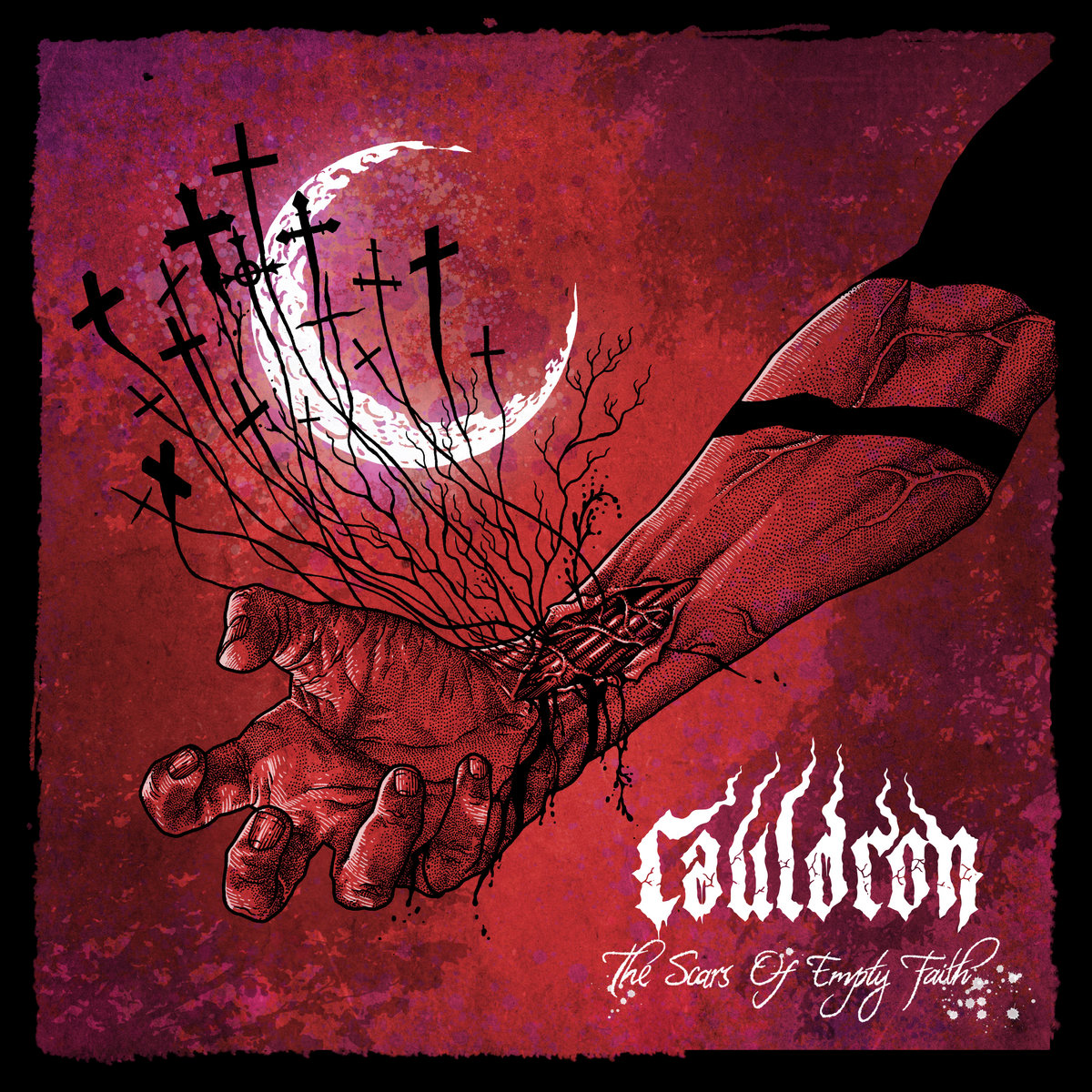 Cauldron – The Scars of Empty Faith [EP] (2018)