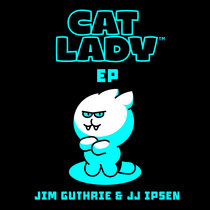 Cat Lady EP cover art