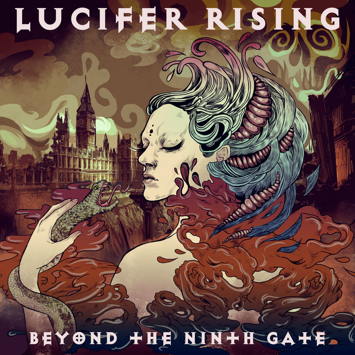 Lucifer Rising: Beyond The Ninth Gate