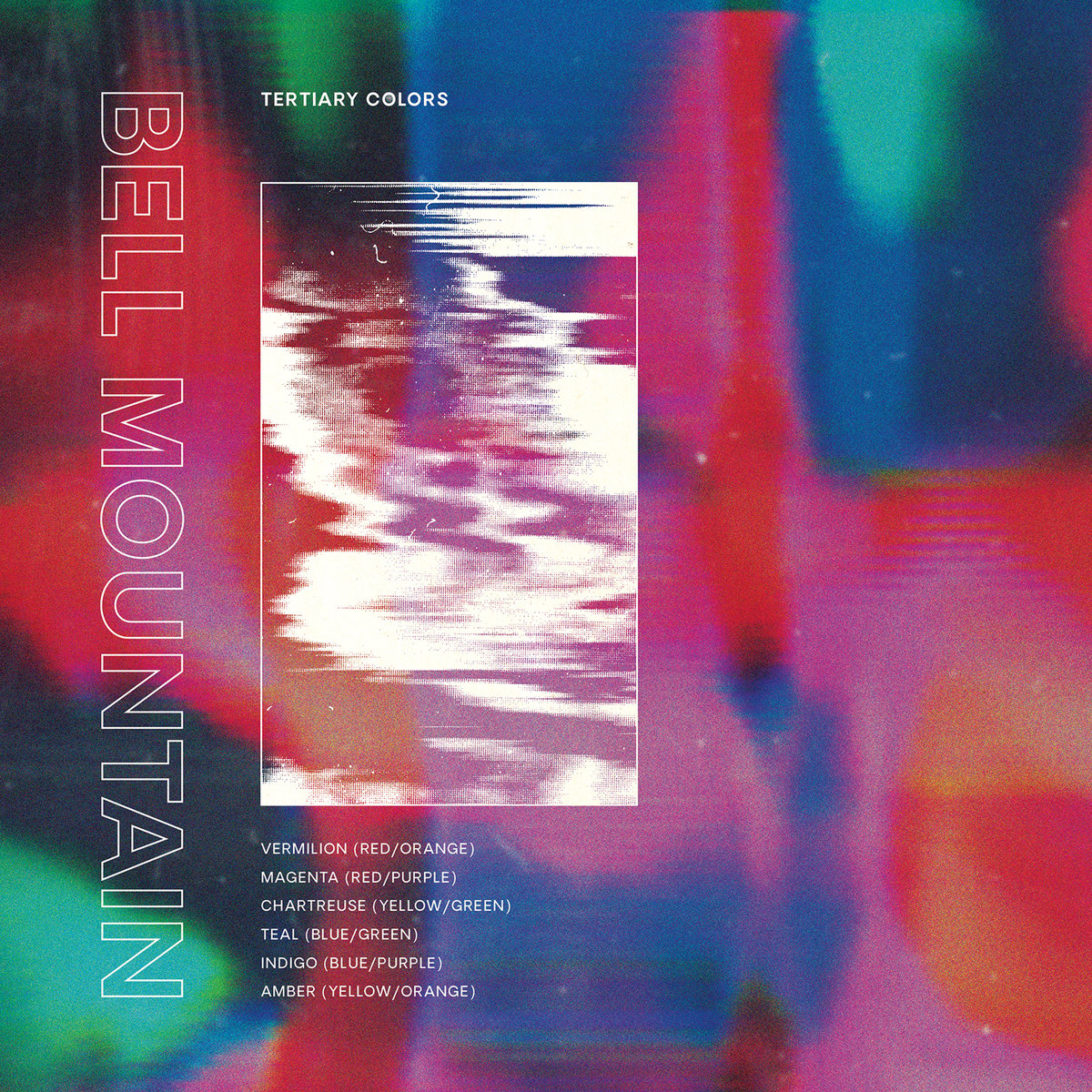 Tertiary Colors EP | Bell Mountain