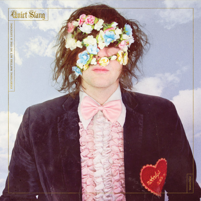 Everything Matters But No One Is Listening [Quiet Slang]   Beach Slang