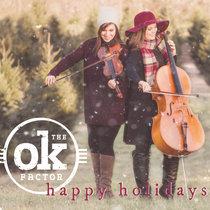 Happy Holidays cover art